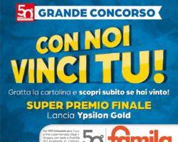 Volantino Famila 19 Settembre - 2 Ottobre 2019