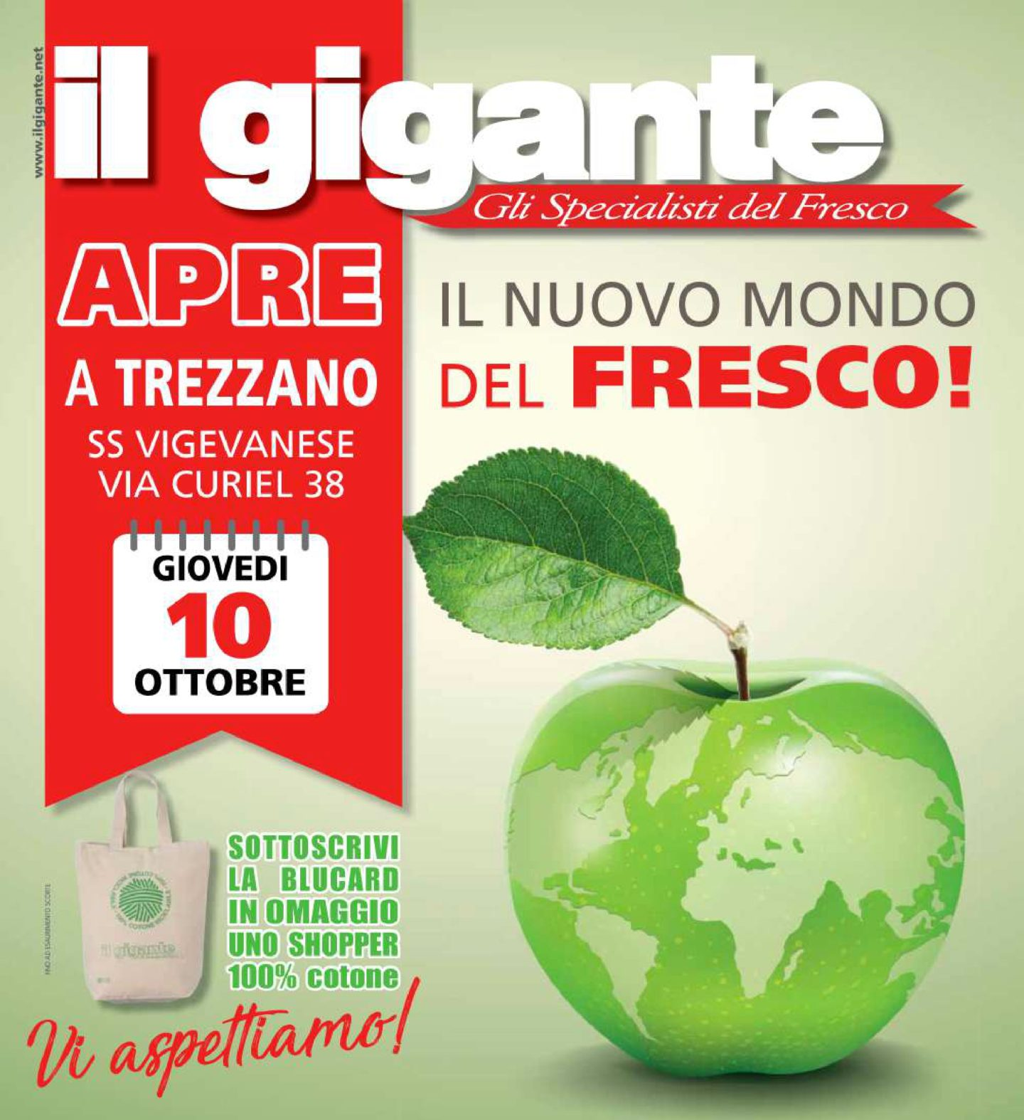 Volantino Il Gigante 10 Ottobre - 23 Ottobre 2019