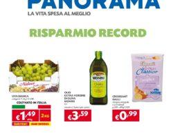 Volantino Panorama 31 Ottobre - 10 Novembre 2019