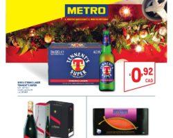 Volantino Metro 21 Novembre - 4 Dicembre 2019