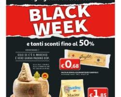 Volantino Auchan Black Friday 25 Novembre - 1 Dicembre 2019