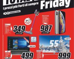 Volantino Media World Balck Friday