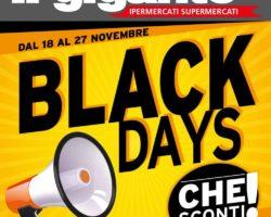 Volantino Il Gigante 18 Novembre - 27 Novembre 2019
